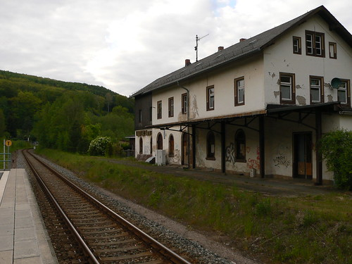 Bahnhof Lauter