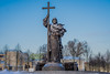 Monument to Vladimir the Great by Evgeniy_U