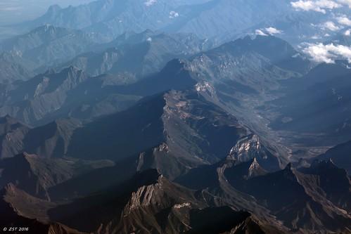 Mountains of Nuevo Leon