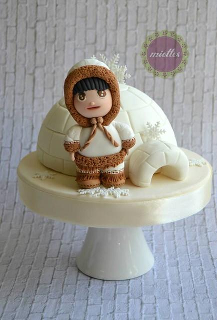 Cake by Sugar Dolls Around The World