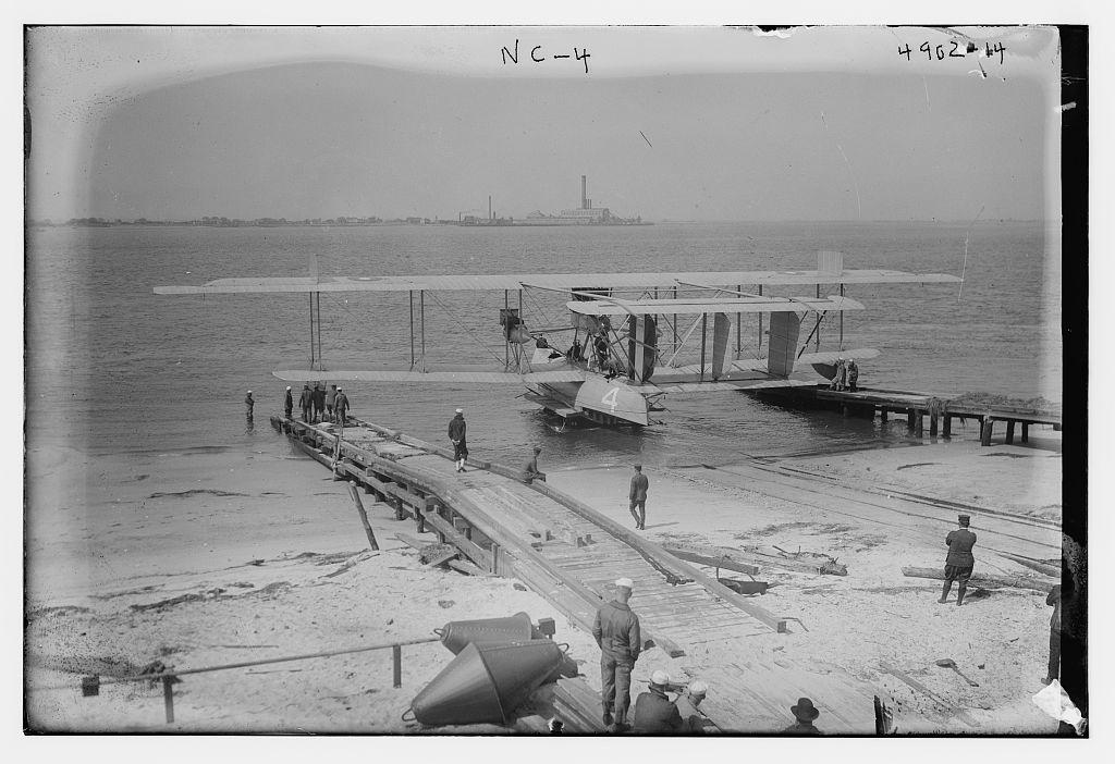 NC-4 (Seaplane) (LOC)