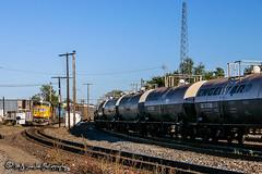 UP 4750 | EMD SD70M | UP Memphis Subdivision