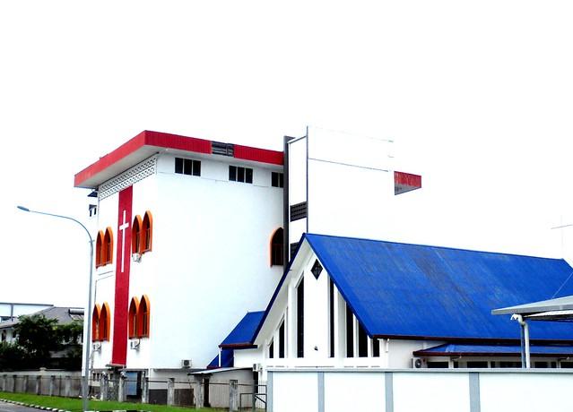 Iban Methodist Church Sibu