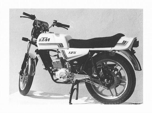 Wartbichler KTM 125