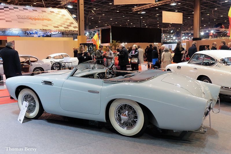 [75][04 au 08/02/2015] 40ème Salon Retromobile - Page 14 18792559933_a0a31db2e2_c