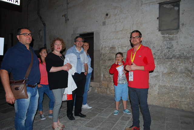 Rutigliano- In visita sulla Torre Normanna con la Pro Loco (7)