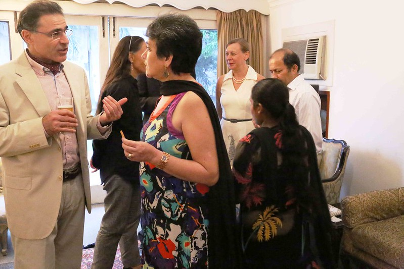 Netherfield Ball – Sanjay Suri's Book launch, India International Centre