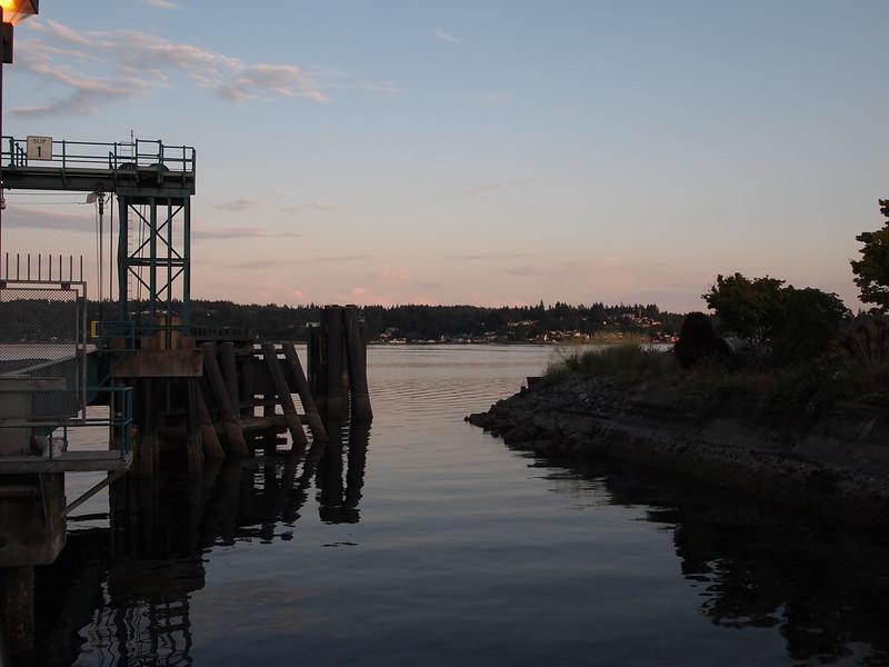 Bremerton Ferry Terminal