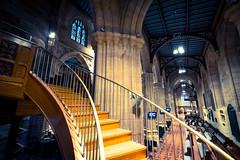 St Andrew's mezzanine stair