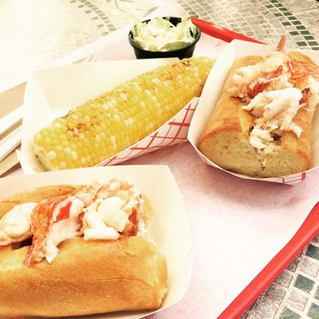 CT Lobster rolls