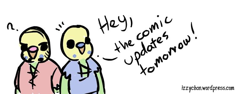 boss bird danger bird webcomic preview