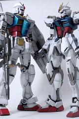 RX-78-2 Ver.3.0 & GAT-X105 Ver.RM