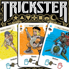 Trickster Card Game Series