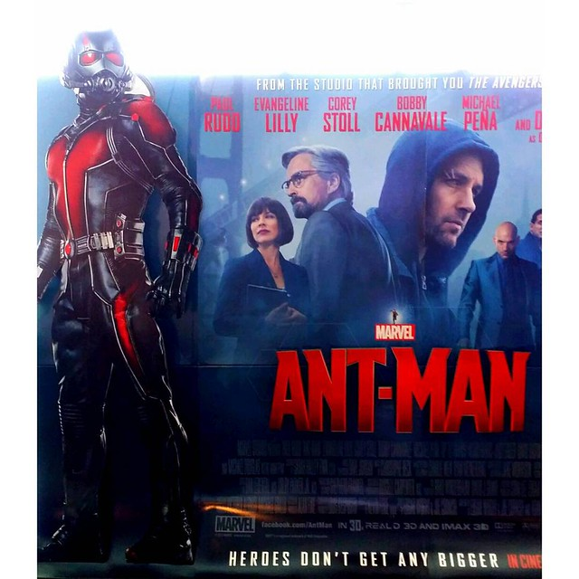 Ant-Man was fun!