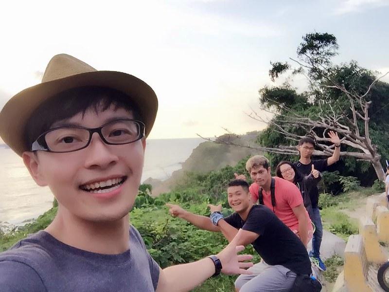 環島-西子灣-夕陽與猴子共舞 (50)