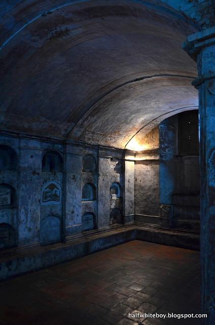 nagcarlan underground cemetery 12