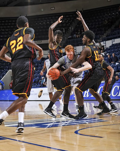 Click for gallery - 12-03-14 MBB v. Grambling State