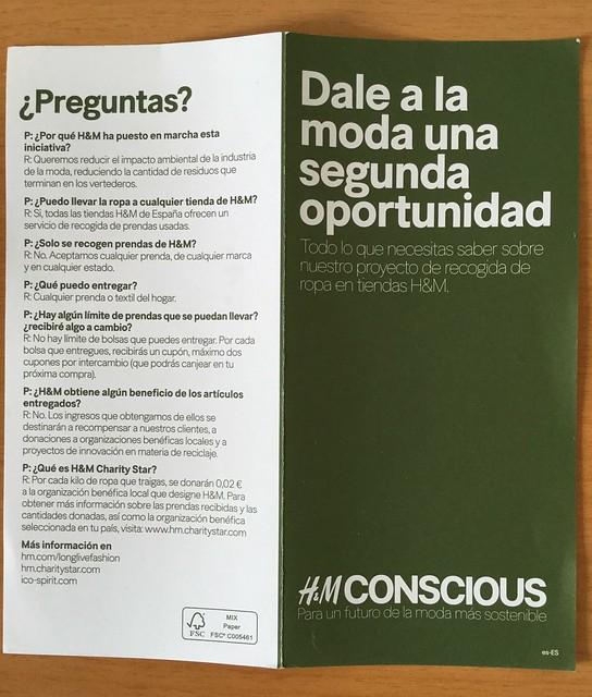 H&M Conscius: Juntos podemos cerrar el ciclo