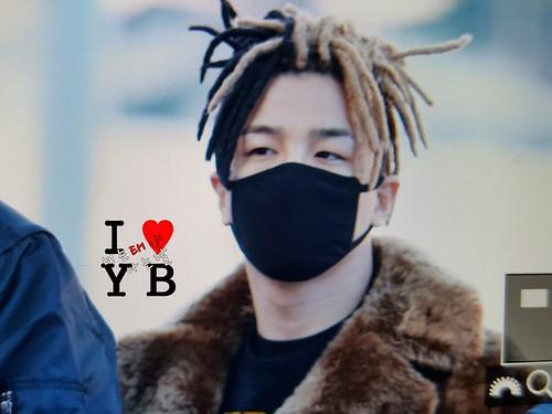BIGBANG departure Seoul to Fukuoka 2016-12-09 (36)