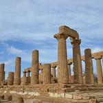 Sicile - Agrigente (la vallée des temples)