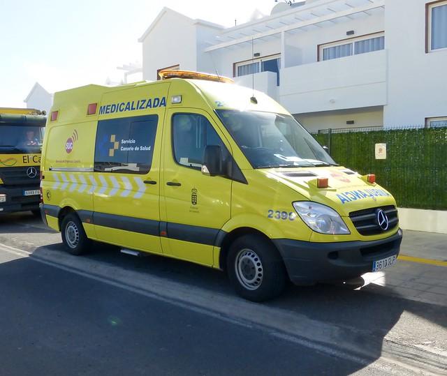 Ambulance 2390, Panasonic DMC-TZ35