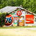 Rural shed with advertising - Anderson Co, SC by DT's Photo Site - Anderson S.C.
