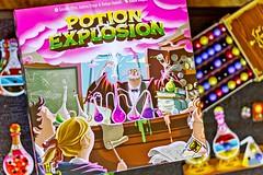 Potion Explosion — capa