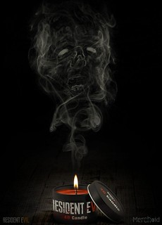 用VR玩《惡靈古堡7》少一味?4D VR 蠟燭 加深你的恐懼!Resident Evil 7 4D VR Candle
