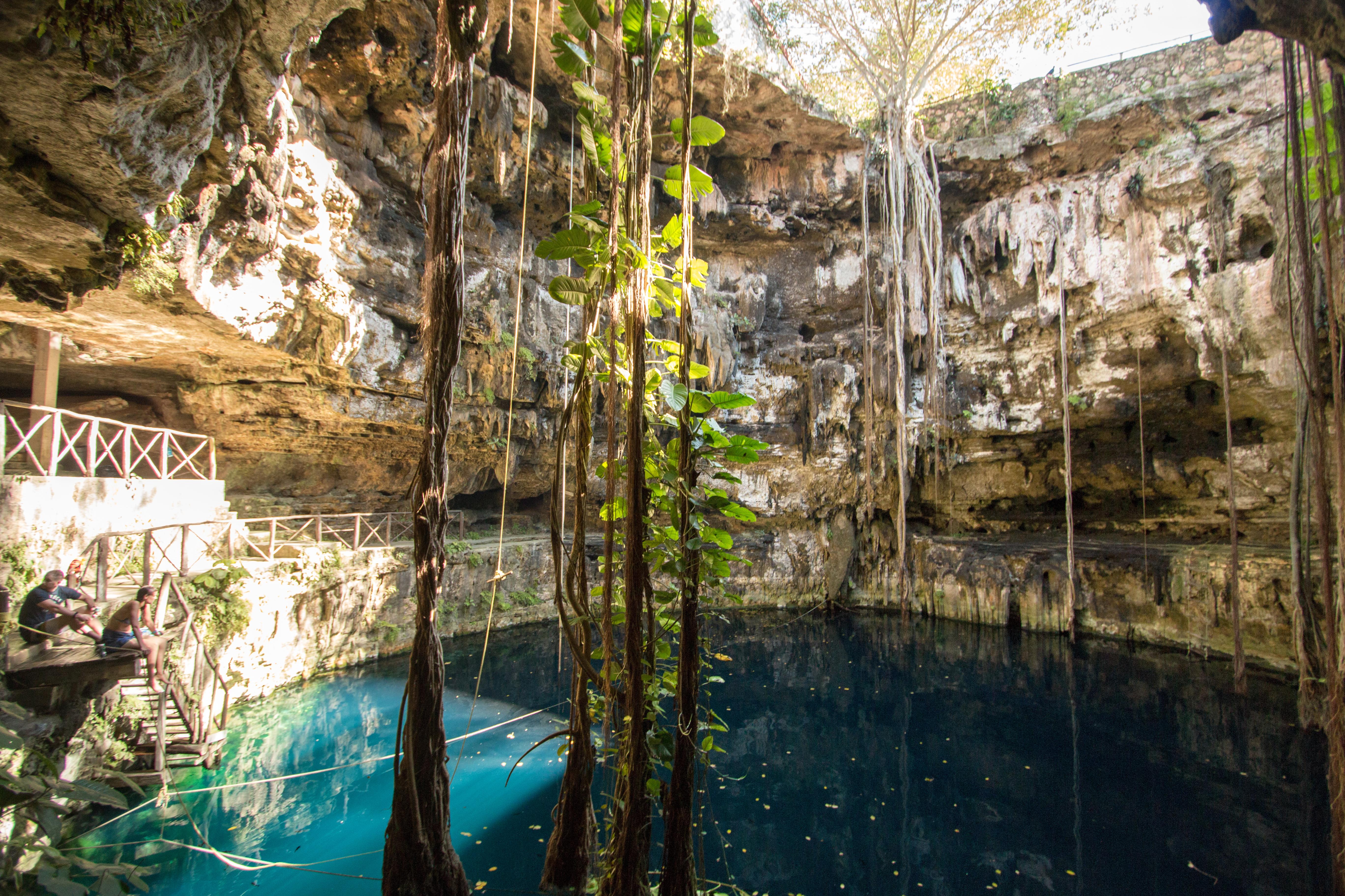Cenote Oxman