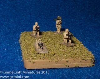 Infantry Stand