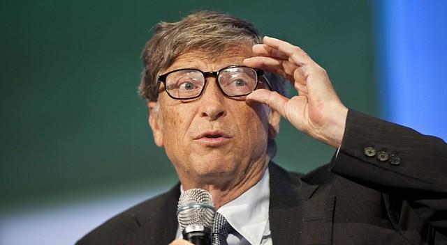 Билл Гейтс удивлен снижению прибыли Microsoft