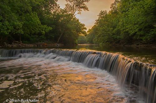 sunrise kentucky waterfalls silvercreekfalls madisoncountyky imgp84562pedited1