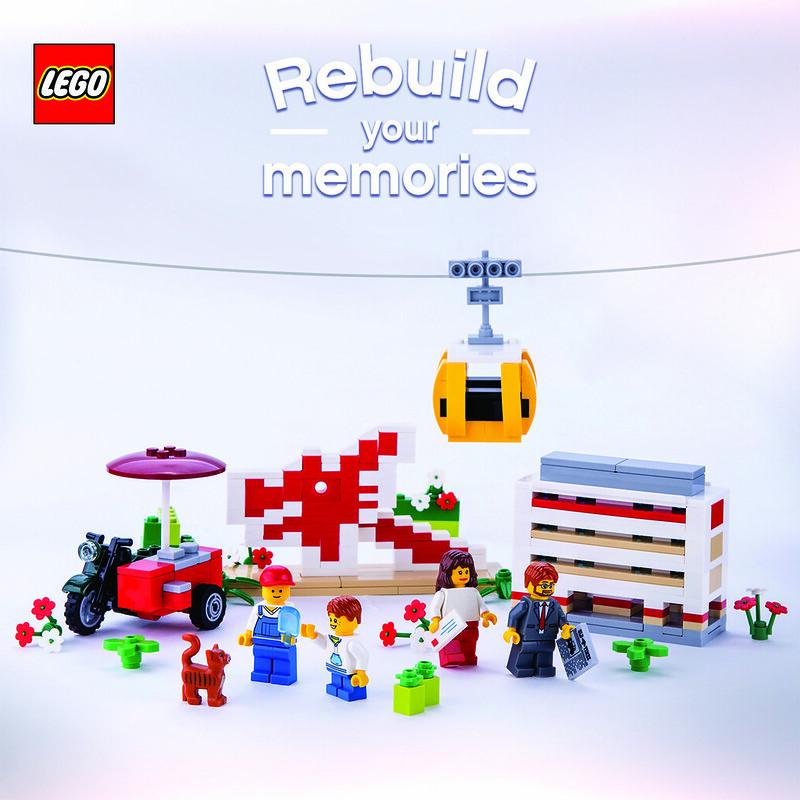 LEGO Mini Builds