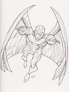 Archangel by Craig Rousseau