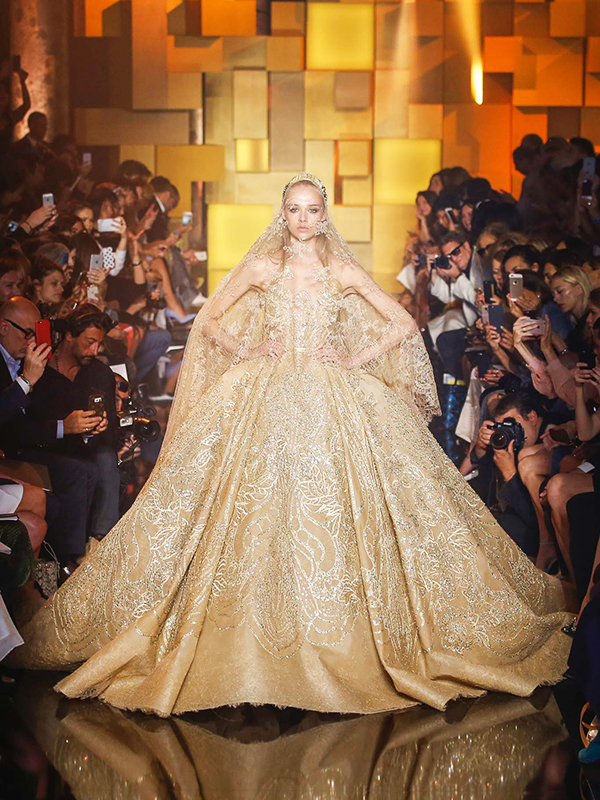 Elie Saab Fall 2015 Couture Collection