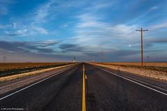 Straight and Narrow - Canyon, Texas