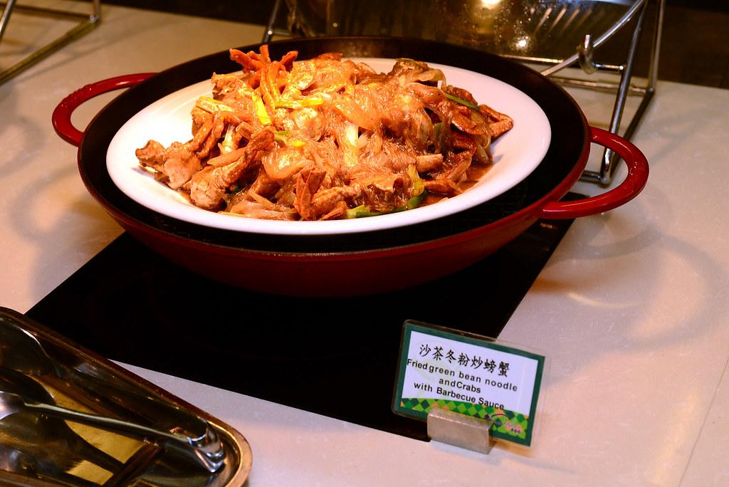 台北凱撒飯店 Checkers 澎湖海鮮美食節