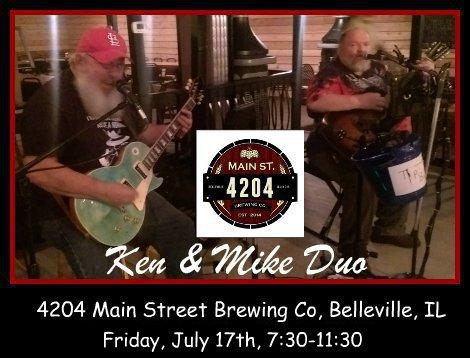 Ken & Mike Duo 7-17-15