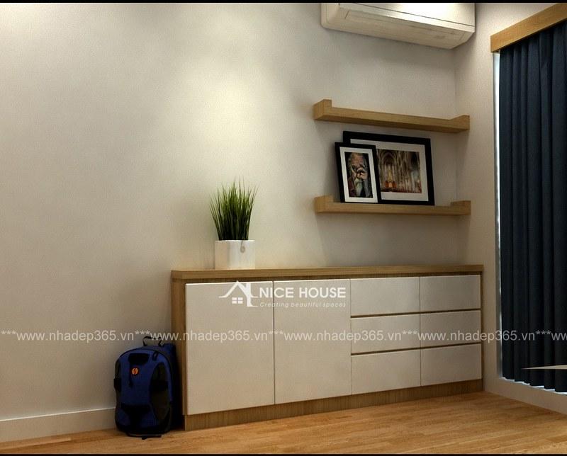 Thiết kế nội thất chung cư Helios - Anh Lân - Hà Nội_10