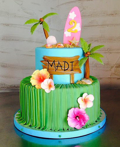 Cake Ideas For Luau Birthday Party Perfectend for
