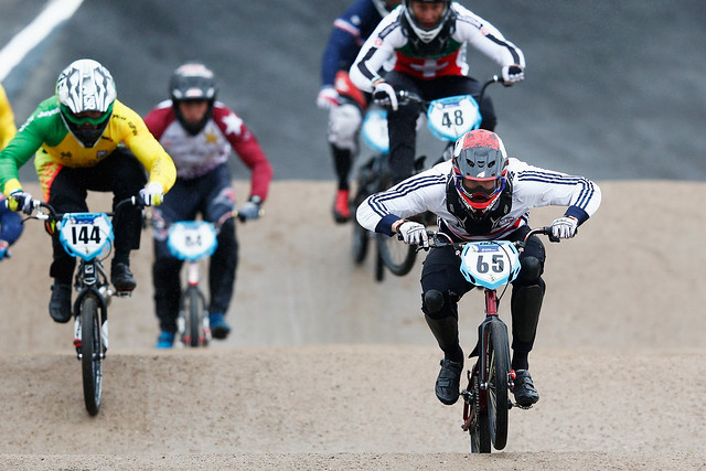 2015 UCI BMX World Championships - Racing