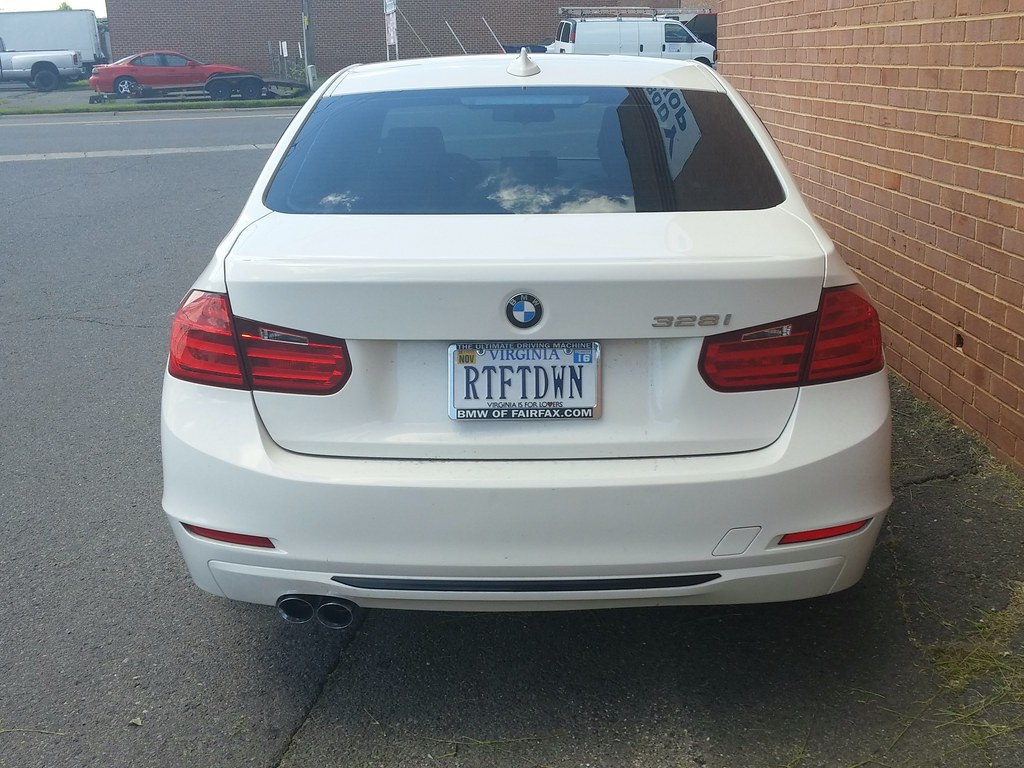 Custom Exhaust For My 328i - BMW 3-Series and 4-Series Forum