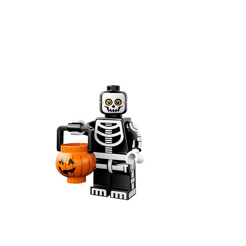 Minifigures serie 14 - Skeleton Guy