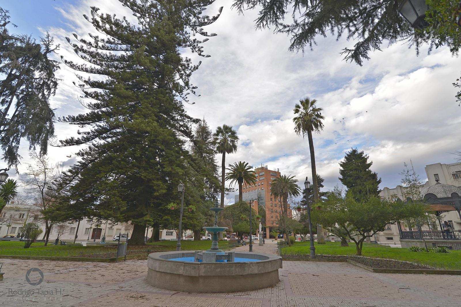 Plaza de Armas - Talca