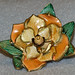 Flower pin by gilladian