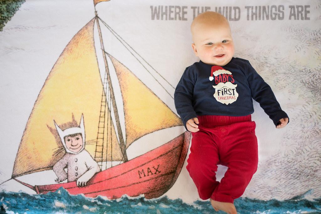 Milo at 6 Months
