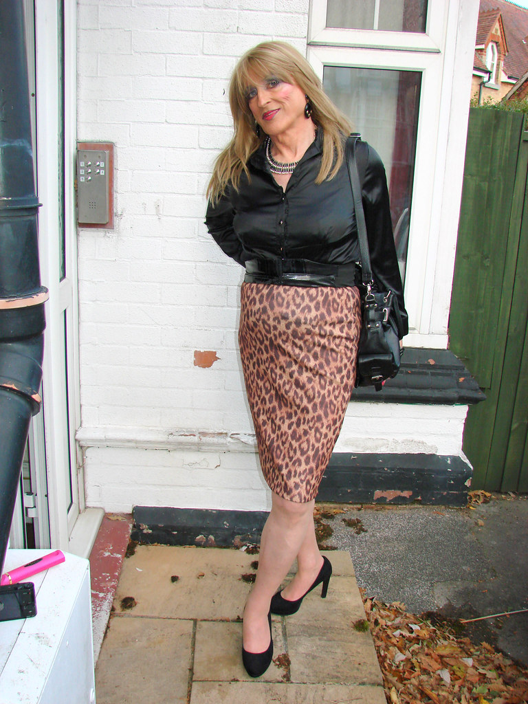 Blogger tranny sex
