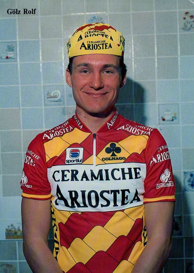 Rolf Golz - Ceramiche Ariostea 1992