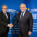 Secretary General Meets with Members of European Union and European Parliament