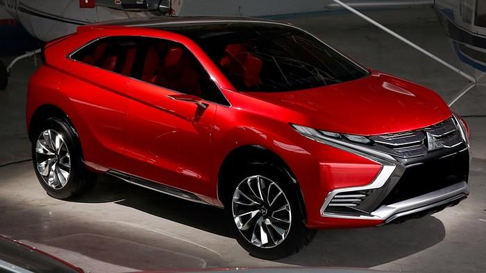 Mitsubishi XR PHEV II Concept 00002